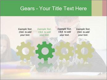 Upset student PowerPoint Template - Slide 48