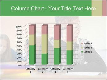 Upset student PowerPoint Template - Slide 50
