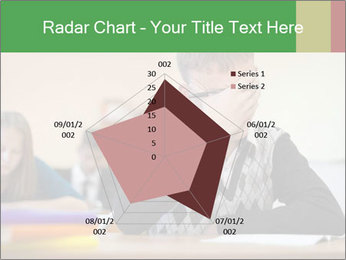 Upset student PowerPoint Template - Slide 51