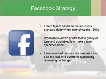 Upset student PowerPoint Template - Slide 6