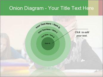 Upset student PowerPoint Template - Slide 61