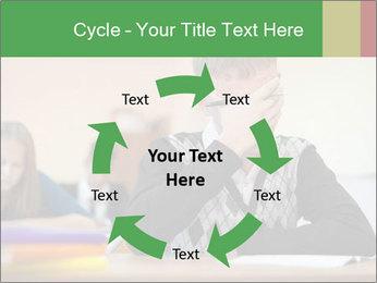 Upset student PowerPoint Template - Slide 62