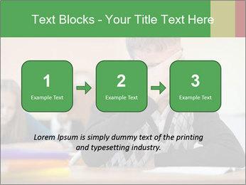 Upset student PowerPoint Template - Slide 71