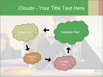 Upset student PowerPoint Template - Slide 72