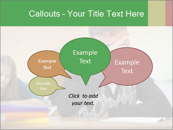 Upset student PowerPoint Template - Slide 73