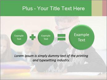 Upset student PowerPoint Template - Slide 75