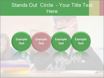 Upset student PowerPoint Template - Slide 76