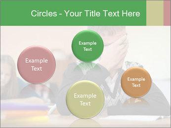 Upset student PowerPoint Template - Slide 77