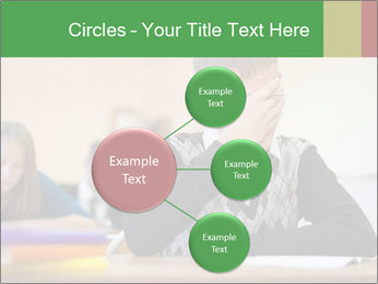 Upset student PowerPoint Template - Slide 79