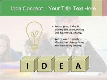 Upset student PowerPoint Template - Slide 80