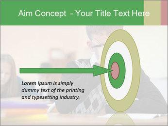 Upset student PowerPoint Template - Slide 83