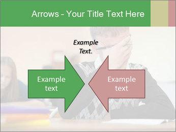 Upset student PowerPoint Template - Slide 90