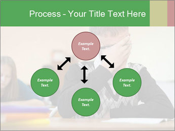 Upset student PowerPoint Template - Slide 91