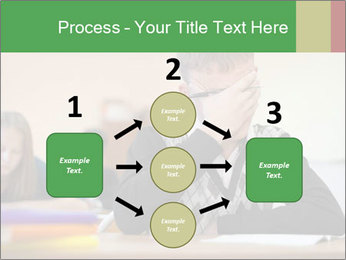 Upset student PowerPoint Template - Slide 92