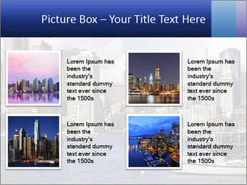 Boston skyline PowerPoint Template - Slide 14