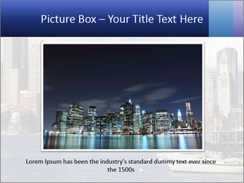 Boston skyline PowerPoint Template - Slide 16