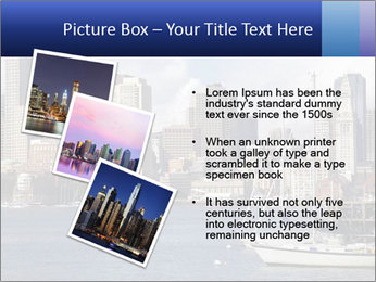 Boston skyline PowerPoint Template - Slide 17