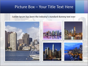 Boston skyline PowerPoint Template - Slide 19