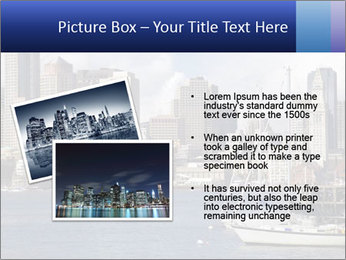 Boston skyline PowerPoint Template - Slide 20