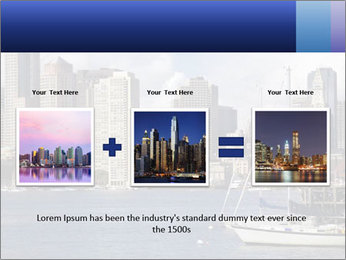 Boston skyline PowerPoint Template - Slide 22