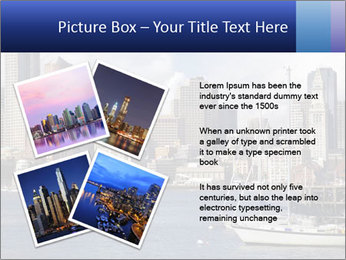 Boston skyline PowerPoint Template - Slide 23