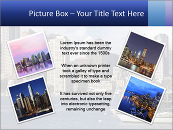 Boston skyline PowerPoint Template - Slide 24