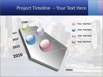 Boston skyline PowerPoint Template - Slide 26