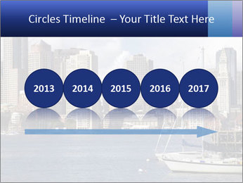 Boston skyline PowerPoint Template - Slide 29