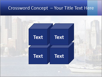 Boston skyline PowerPoint Template - Slide 39