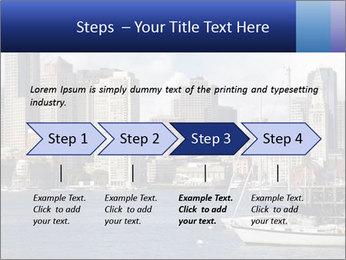 Boston skyline PowerPoint Template - Slide 4