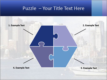 Boston skyline PowerPoint Template - Slide 40
