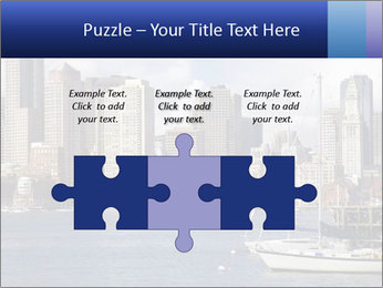 Boston skyline PowerPoint Template - Slide 42