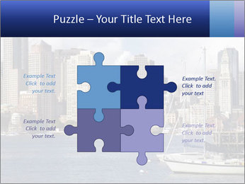 Boston skyline PowerPoint Template - Slide 43