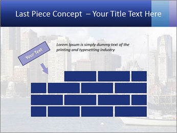 Boston skyline PowerPoint Template - Slide 46