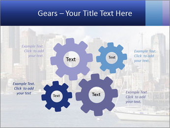 Boston skyline PowerPoint Template - Slide 47