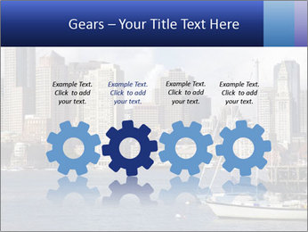 Boston skyline PowerPoint Template - Slide 48