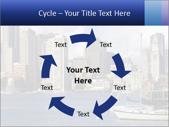 Boston skyline PowerPoint Template - Slide 62