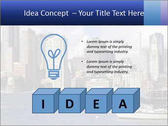 Boston skyline PowerPoint Template - Slide 80