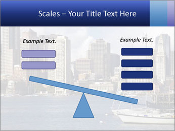 Boston skyline PowerPoint Template - Slide 89