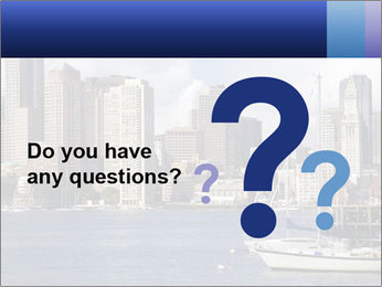 Boston skyline PowerPoint Template - Slide 96