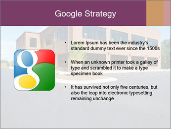 Office building PowerPoint Template - Slide 10