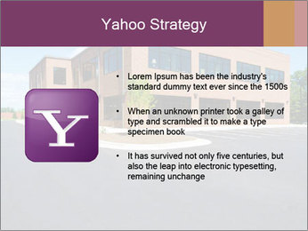 Office building PowerPoint Template - Slide 11