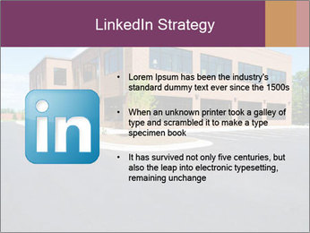 Office building PowerPoint Template - Slide 12