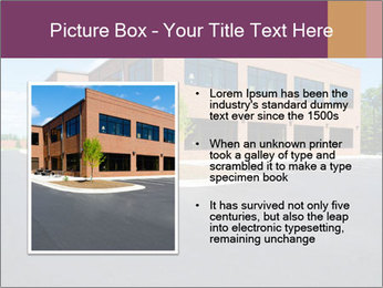 Office building PowerPoint Template - Slide 13