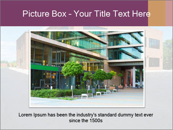Office building PowerPoint Template - Slide 16
