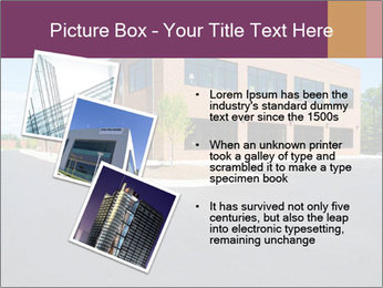 Office building PowerPoint Template - Slide 17