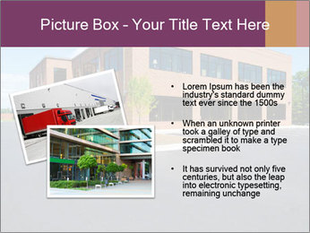 Office building PowerPoint Template - Slide 20