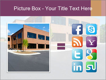 Office building PowerPoint Template - Slide 21