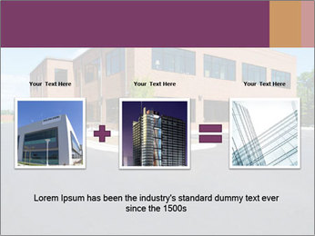 Office building PowerPoint Template - Slide 22