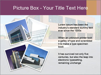 Office building PowerPoint Template - Slide 23